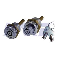 China Tubular Key Push Lock Manufacturer: Tubular Key Push Locks, Model MK500-4, with Anti-drill Ball, for Safety Box, AD Showcase, Vehicle, Boat etc.#lock #pushlock #tubularpushlock #onestoplocks #makelocks  #vehiclelock #securitylock