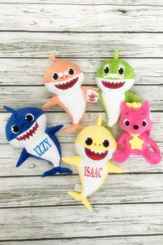 These 12 Fun Baby Shark Party Supplies Are the Best! Boys 1st Birthday Party Ideas, Birthday Gifts For Boys, 1st Birthday Girls, Birthday Party Favors, Shark Party Favors, Shark Party Decorations, Shark Party Supplies, Baby Shark, Perfect Party