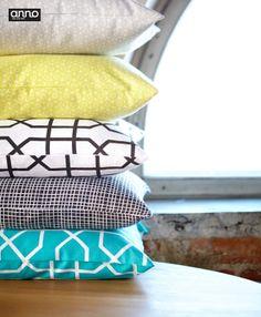 Kodin1, Anno, koristetyynynpäälliset Lumikello, Aarre, Paperiruutu.