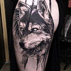 The deadpool piece is awesome by Bruno Santos @ Dublin Ink #tattoo #art #Dublin #Ireland