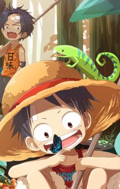 Browse ONE PIECE Luffy Porrtgas D. Ace collected by Felipe Silva and make your own Anime album. Monkey D Luffy, Anime One Piece, One Piece Luffy, Manga Anime, Anime Art, Fan Art, Photo Manga, Tsurezure Children, Ace Sabo Luffy