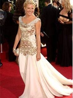 Sienna Miller in Marchesa at the 2007 Golden Globes