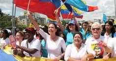 """¡HA LLEGADO LA HORA! María Corina Machado: """"Para volver a salir a la calle la gente nos exige tenacidad y coraje"""""""