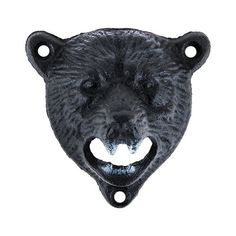 Wall Mounted Bear Cast Iron Bottle Opener by Foster and Rye >>> See this great product.Note:It is affiliate link to Amazon.