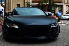 I love this car.  I love matte black.