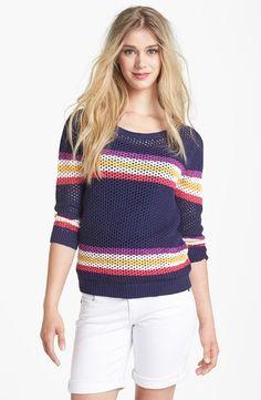 Stripes & color.