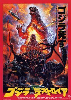 Godzilla vs Destroyer
