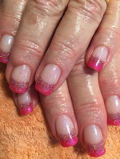 Nails by Mindy 816-914-8987 Historical square Liberty, MO Hot sexy shellac gel polish and glitter