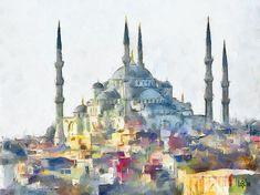 Blue mosque, Istanbul - Vitaly Shchukin