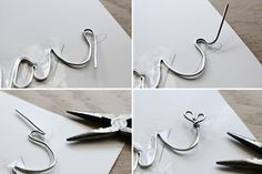 I love these!!! They are soooo CUTE!!!!! Wire craft ornaments!!!!! I cannot wait for Christmas!