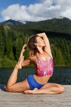 Ⓝ ℰ ⓦ! Be the first to get your Lynn Top - Aurora Flow #mikachica #mikayogawear Only at: http://www.mikayogawear.com/collections/all-products/products/lynn-top-prints?variant=4536837507