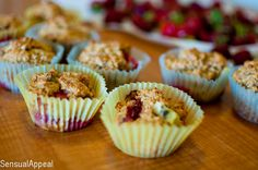 cupcakes healthy whole grain recipes fruit and veggie mini muffins ...