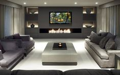 TV Wände für die perfekte Inneneinrichtung! Mehr