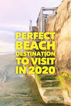Perfect Beach Destinations for 2020 - Your Trendy Therapist Amazing Destinations, Travel Destinations, All Inclusive Trips, Best Places To Vacation, Destin Beach, Beach Travel, California Travel, Travel Inspiration, Boss