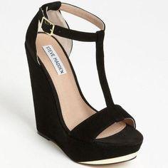 5aac38cf5a #shoes #heels #fashion #style #boots #love #shoesheelsboots Fekete  Magassarkú