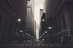 Chicago by Angela Mary Butler, via Flickr