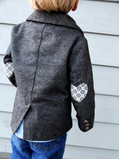 Wear your heart on your sleeve with this easy DIY.