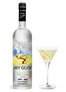 Ventura limoncello cointreau lunetta prosecco for Drinks with prosecco and vodka