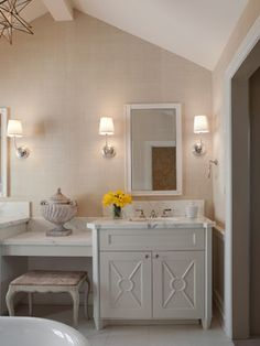 Cottage Style Bathroom Design Ideas, Pictures, Remodel, and Decor - page 20