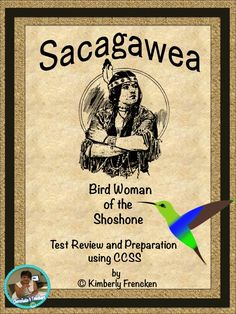 Complete reading lesson covering several skills and standards. Covers every aspect of the life of Sacagawea. Your students will especially be enthralled with the mystery surrounding her death! Library Activities, History Activities, Teaching Resources, Classroom Resources, Study History, Text Features, Student Reading, Teacher Blogs, Student Engagement