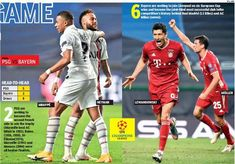 PSG eye first Champions League triumph but Bayern stand in their way in final   Football News  Times of India Times Of India News, News India, Super Club, European Cup, New Times, Uefa Champions League, Tottenham Hotspur, Goalkeeper, Psg
