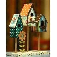 Cute Birdhouses:)