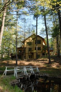 Northern Michigan Vacation and Residential Rentals and Waterfront Cottage Sales Cottages North