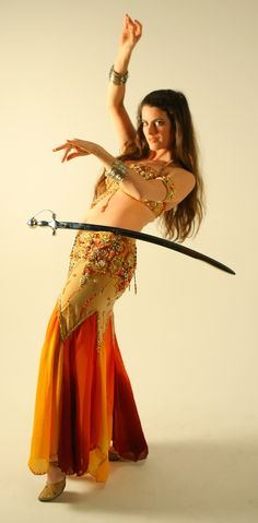 Props can enhance any performance. Dahlal has #bellydance swords, too. Check it out: http://www.dahlal.com/categories/swords/