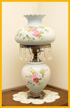 Victorian Table Lamp Carlton Mclendon The Tara