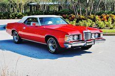 1973 Cougar Convertible