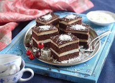 Tak poďte do toho. Torte Cake, Cake Cookies, Tiramisu, Cheesecake, Pudding, Plates, Chocolate, Baking, Ethnic Recipes
