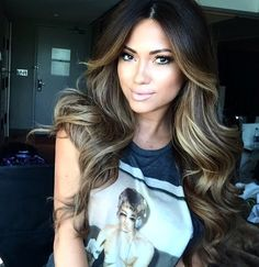 Gorgeous long hair