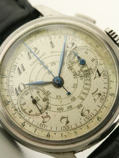 LONGINES 1930's Seiko Chrono, Watch Room, City Drawing, Men Cave, Timing Is Everything, Luxury Watches For Men, Beautiful Watches, Vintage Watches, Chronograph
