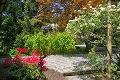 Historic J. Hummer House c.1851 - Garden Patio