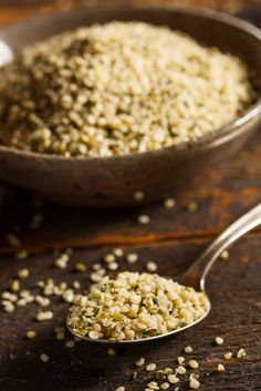 If every morning feels like an ode to the same old oatmeal, it's time to get hip on hemp!