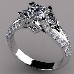 Handmade Engagement Rings on Rings Here Are Some Of The Custom Engagement Rings Designs For You