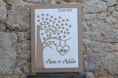 Quadro de Honra para mensagens aos Noivos Frame, Books, Ticket Invitation, Weddings, Livros, Libros, Livres, Book, Frames