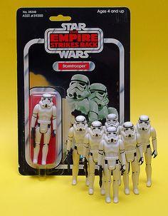 Kenner Stormtrooper Figures