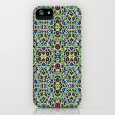 Honeycombs2 B iPhone & iPod Case by K Shayne Jacobson - $35.00