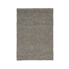 The Peas Carpet by Hay is handmade in Nepal by local artisans. The woolen felt is woven in varying shades of grey giving it it's soft and natural character. The