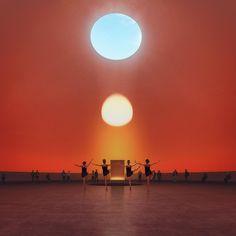 ARoS Art Museum Extension, Denmark, Schmidt Hammer Lassen Architects with James Turrell, 2016