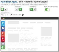 Cómo Poner Botones Flotantes de Redes Sociales en tu Blog