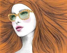 illustrator :: mercedes debellard