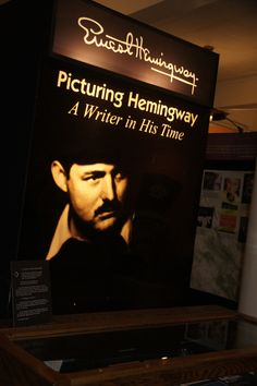 Get a quick education on Ernest Hemingway with a visit to Oak Park, Illinois. www.offthebeatenpagetravel.com