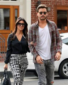 Kourtney Kardashian Is Pregnant, Expecting Third Baby With Scott Disick: Report | Gallery | Wonderwall