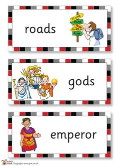 Teacher's Pet - Roman gods word mat - FREE Classroom Display Resource - EYFS, KS1, KS2, ancient, rome, romans, gods, Jupiter, roman, empire, wordmat, wordmats