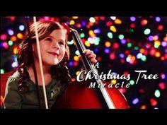 """A Christmas Tree Miracle"" 2013 ✰ Hallmark Christmas Movies Great family movie! Christmas Movies List, Hallmark Christmas Movies, Hallmark Movies, Movie List, Movie Tv, Christmas Program, Television Program, Family Movies, Conspiracy"