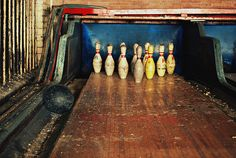 Bowling Alley, via Flickr.