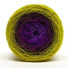 Freia - Ombre Sport Wool from Loop Yarn Stash, Yarn Needle, Needle Felting, Wool Yarn, Knitting Yarn, Ombre Yarn, Yarn Cake, Yarn Storage, Weaving Textiles