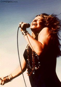 WOODSTOCK 1969 - Janis !!! We have not forgotten you....cause you were awesome!!